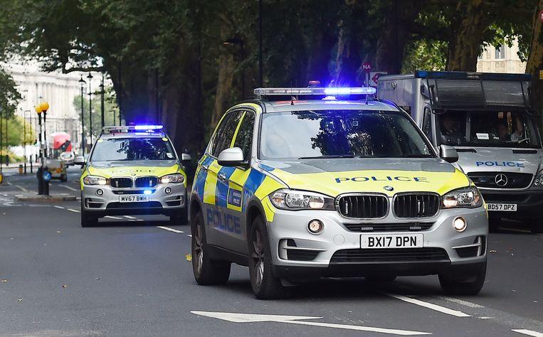 Agenten in Londen krijgen de beschikking over een nieuw wapen: gezichtsherkenning.