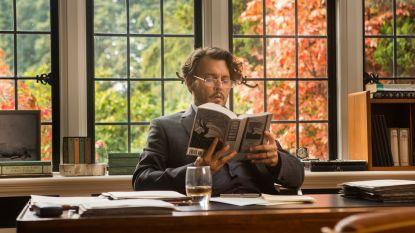 Johnny Depp overtuigt als volstrekt egocentrische narcist in 'Richard Says Goodbye'