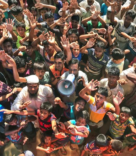 Bangladesh stuurt Rohingya-vluchtelingen naar eiland