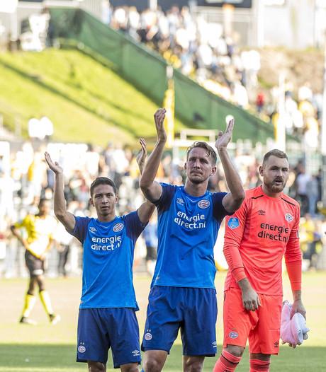Droogte krijgt De Jong niet klein: FC Luchtmacht is terug bij PSV