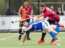 Hockeyers Oranje-Rood openen competitie tegen landskampioen Kampong
