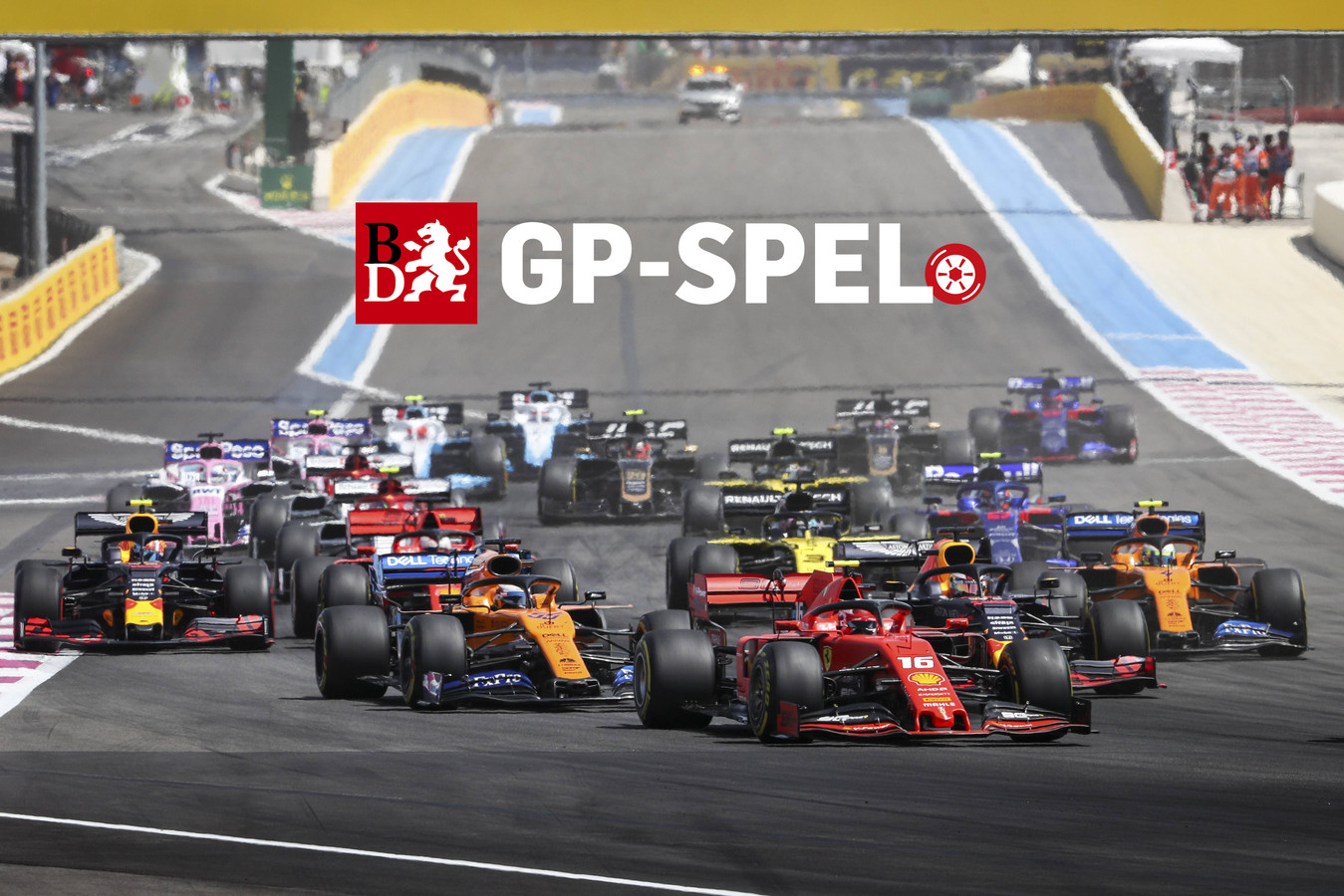 Het GP-spel van het Brabants Dagblad