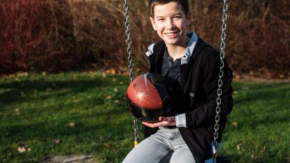 Matteo (12) is voor derde jaar op rij de beste op voetbalstage Belgium Got Skills