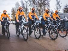 """Nieuwe fietsen en nieuwe uniformen voor de Gentse Draken. """"Iedereen een fiets op maat"""""""