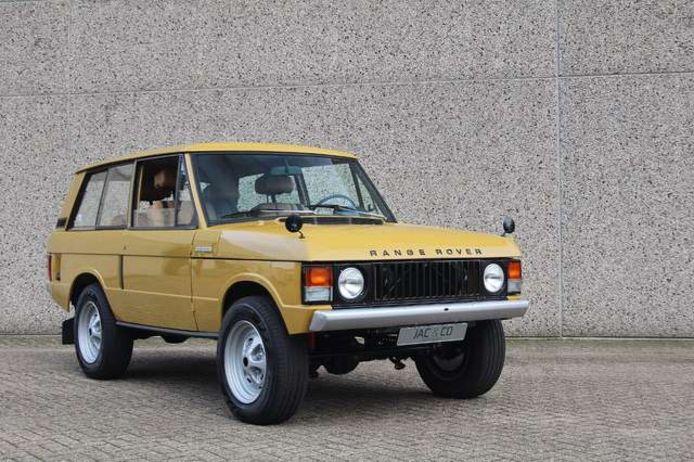 Range Rover Series 1.