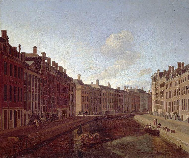 In 2009 verkocht Reijtenbagh het schilderij 'Gezicht op de bocht van de Herengracht' van de schilder Gerrit Berckheijde aan het Rijksmuseum. Beeld .