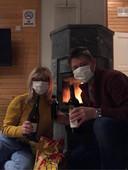Toon en Marjon zaten in Finland twee weken noodgedwongen binnen.  Het stel moest in quarantaine omdat ze in een bus hadden gezeten met een Chinese die het coronavirus heeft.