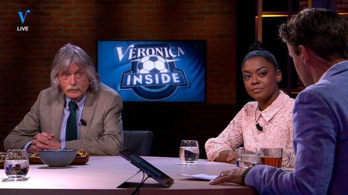 Veronica Inside, Johan Derksen