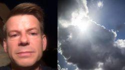 """Weerman David: """"Bewolkt begin, vanaf vrijdag weer warmer"""""""