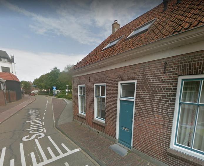 Volgens het college van Veere was Schuitvlotstraat 7 in Domburg illegaal in gebruik als vakantiewoning.