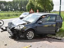 Drie gewonden bij ongeluk in Almkerk