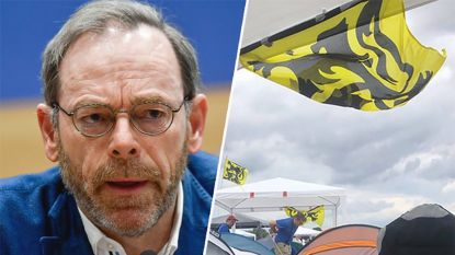 """Peter De Roover (N-VA): """"Pukkelpop brengt mij en talloze Vlamingen in verband met naziregime"""""""