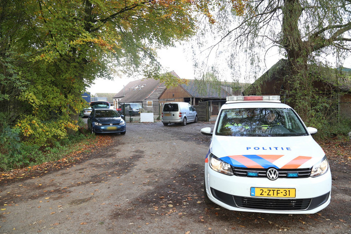 Het lab bevindt zich bij een boerderij in Zeeland.