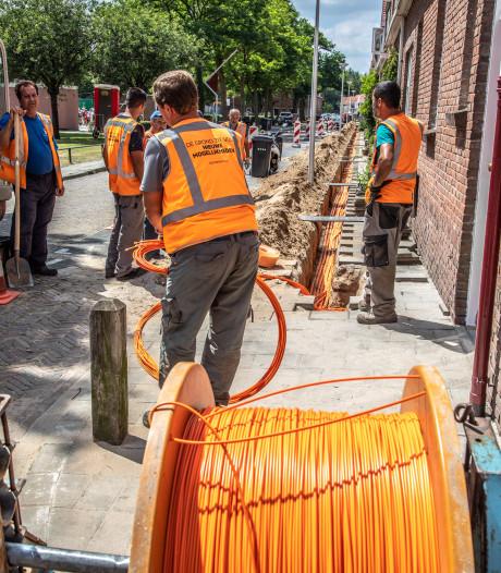 Aanleg glasvezelnetwerk lonkt voor kernen in gemeente Zwartewaterland