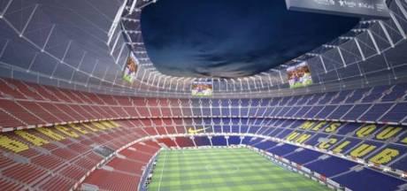 Barça gaat voor uitgebreide renovatie Camp Nou