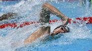 Pieter Timmers steekt in Swim Festival WK-ticket op zak