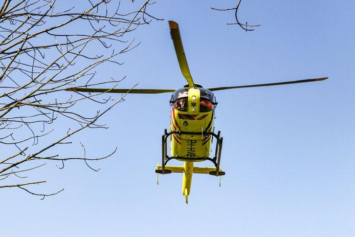 De helikopter kan vanaf maandag opstijgen en landen bij het Van Weel Bethesda Ziekenhuis in Dirksland.