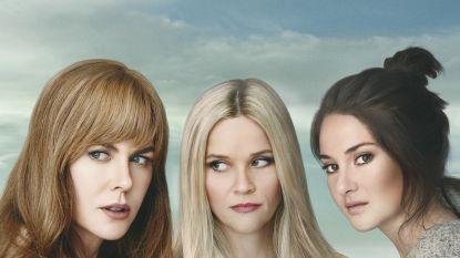 Nicole Kidman verklapt per ongeluk startdatum 'Big Little Lies' seizoen 2