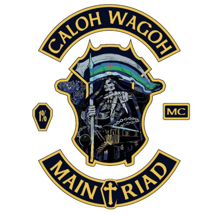 Het logo van Caloh Wagoh.