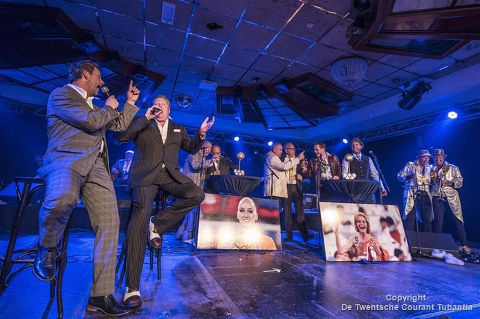 8xFlut won zaterdag het Leedkesfestival in Oldenzaal.
