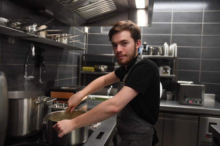 Philippe Heylen, chef-kok van Eed in Leuven, stijgt in Gault&Millau tot 14/20
