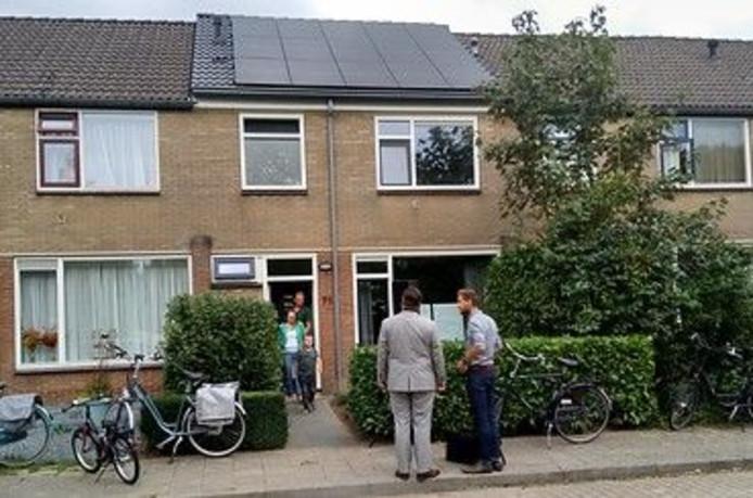 Pop upwinkel helpt bij duurzaam maken huis veluwe for Huis duurzaam maken