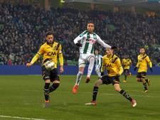 FC Groningen nog even ver weg voor NAC na ijskoude 1-1