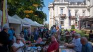 Gezellige parkfeest start kermis in Destelbergen