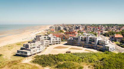 Appartement aan zee kost 275.500 euro, op de dijk 341.000 euro