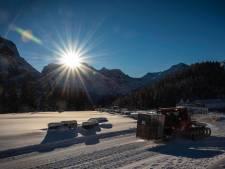 De zon gaat eindelijk weer schijnen in de Alpen