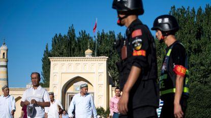 """China: """"Moslimkampen voor Oeigoeren zijn trainingscentra, geroddel niet geloven"""""""