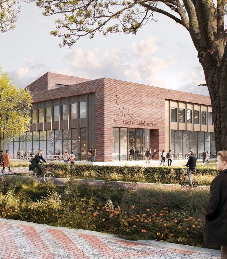 Gilde Vakcollege verwacht zoveel nieuwe leerlingen dat nieuwbouw een maatje groter moet worden