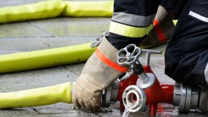 Vier personen, onder wie twee kinderen, naar ziekenhuis na brand in Anderlecht