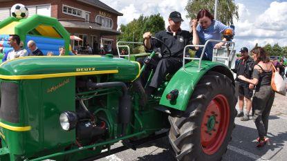 Negen dagen dorpskermis in Boezinge