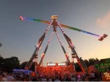 Attractiebouwer wil niet vertellen waarom 65 meter hoge Airborne stilviel op kermis in Goes
