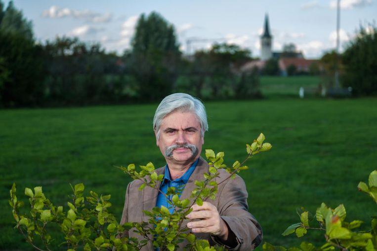 Ronald De Weger, de voorzitter van de socialisten van Pro Borsbeek.