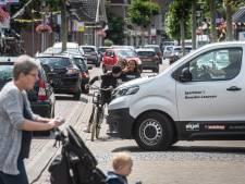 Winkelhart Beneden-Leeuwen: Auto 'te gast' en de Sportlaan als 'Ramblas'