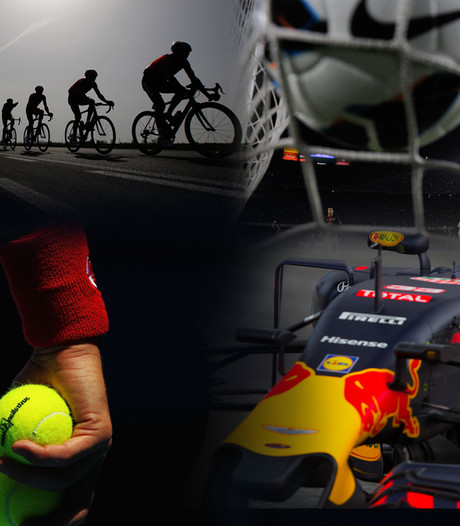 Sport Vandaag: KNVB-beker, WK tijdrijden, La Liga en Bundesliga