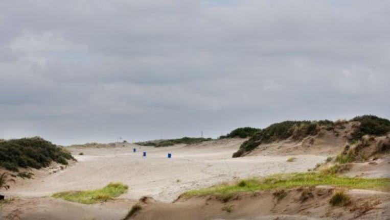 Het strand van Hoek van Holland. ANP Beeld