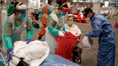 Opnieuw triest record voor Spanje: 849 doden op één dag, aantal besmettingen stijgt weer feller