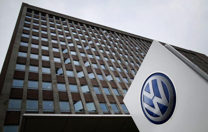 Het hoofdkantoor van Volkswagen in Wolfsburg. Audi en Porsche zijn dochters van dit moederbedrijf.