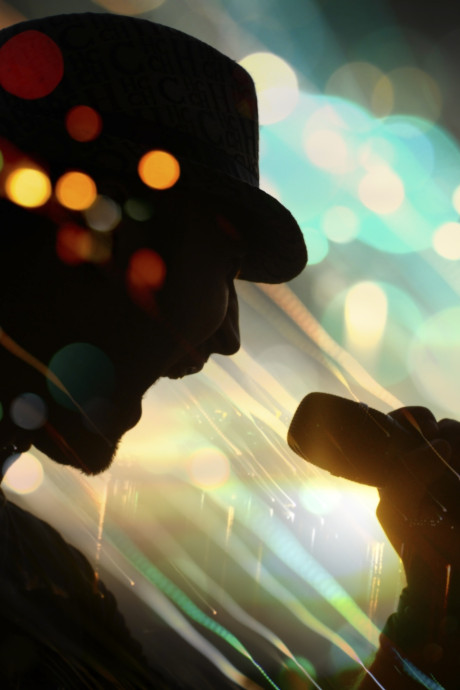 Healing in de karaoke-bar