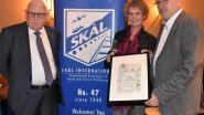 Sylvain Sleypen krijgt SKAL-award