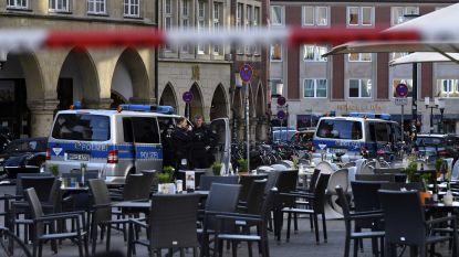 Nederlands slachtoffer van aanslag op terras in Münster na bijna vier maanden aan verwondingen bezweken