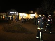 Ontruiming sporthal Brummen na brand-gerucht