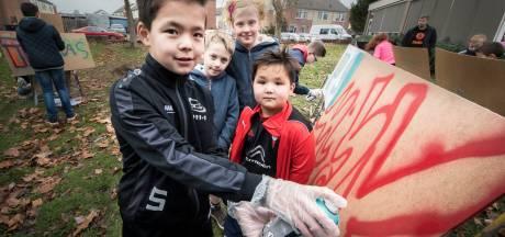 Jonge mantelzorgers uit Haaksbergen maken een middagje pret