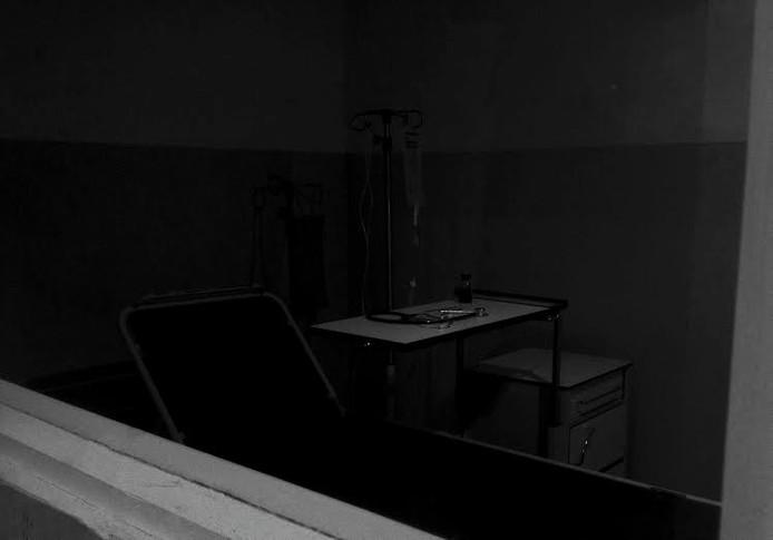 Escape room 'The Experiment', ingericht als psychiatrische instelling. Foto: Jordy Boschman