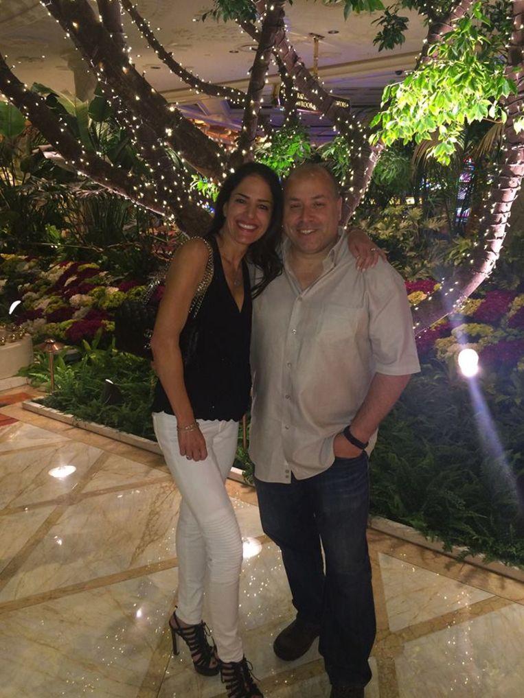 Paul en Susan Caneiro.