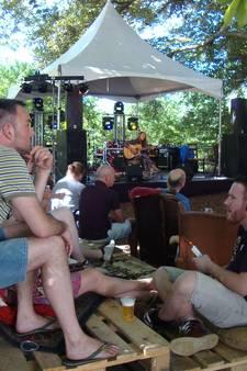 Play festival in Eersel heeft weinig last van de hitte