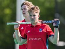 HC Tilburg oefent tegen Nederlands elftal in voorbereiding op play-outs